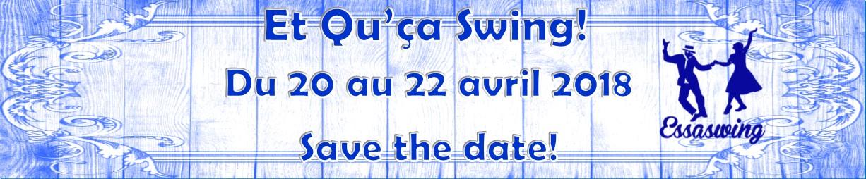 Nantes - 28-22/4/2018 - Et Qu'ça Swing Festival - Essaswing