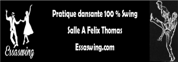 Nantes - 30/09/2018 - Pratique 100% Swing - Essaswing